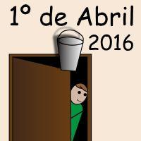 1º de April 2016