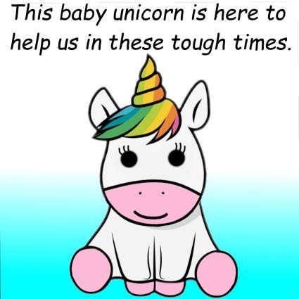 Baby Unicorn by Pipanni