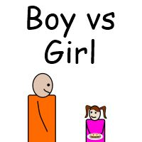 Boy vs Girl