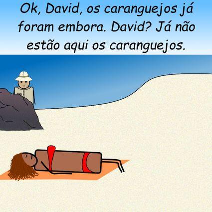 Caranguejos by Pipanni