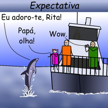 Ver golfinhos by Pipanni