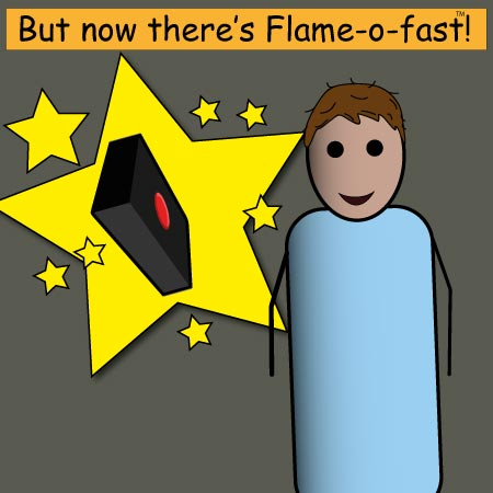 Flame-o-fast by Pipanni