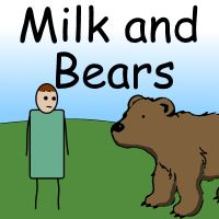 Milk and bears