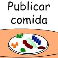 Publicar comida