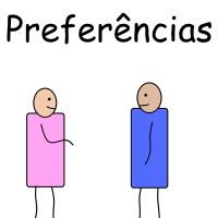 Preferências
