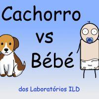 Cachorro vs Bébé