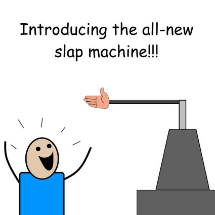 Slap Machine by Pipanni