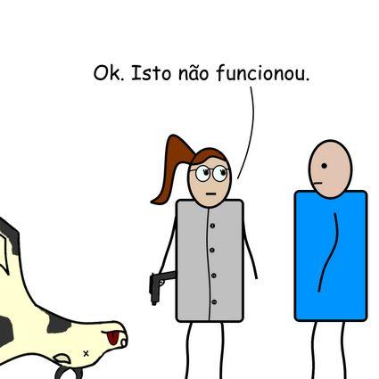 Vaca falante by Pipanni