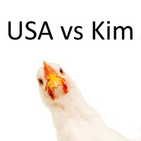 USA vs Kim