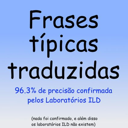 Frases típicas by Pipanni