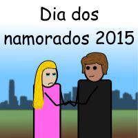 Dia dos namorados 2015